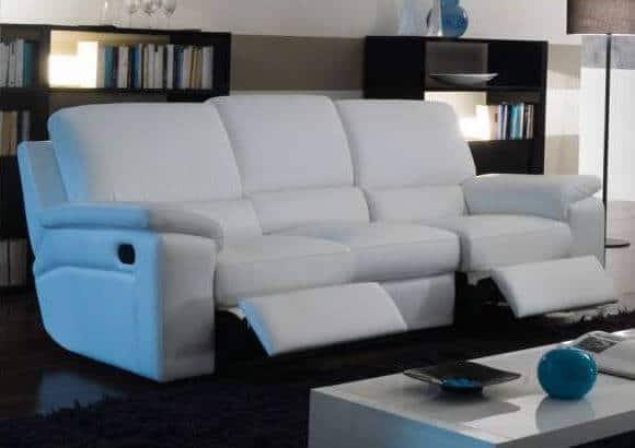 Divano relax modello rey rey divani poltrone con for Divani e divani poltrone relax prezzi