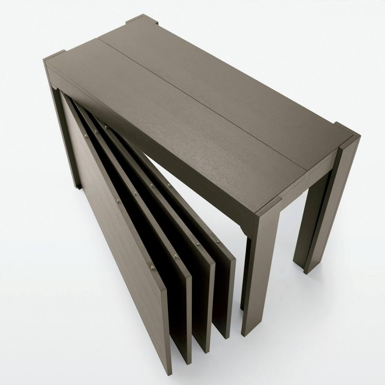 Consolle festival allungabile complementi e illuminazione tavoli arredamento zona giorno tavoli - Ikea tavolo consolle allungabile ...