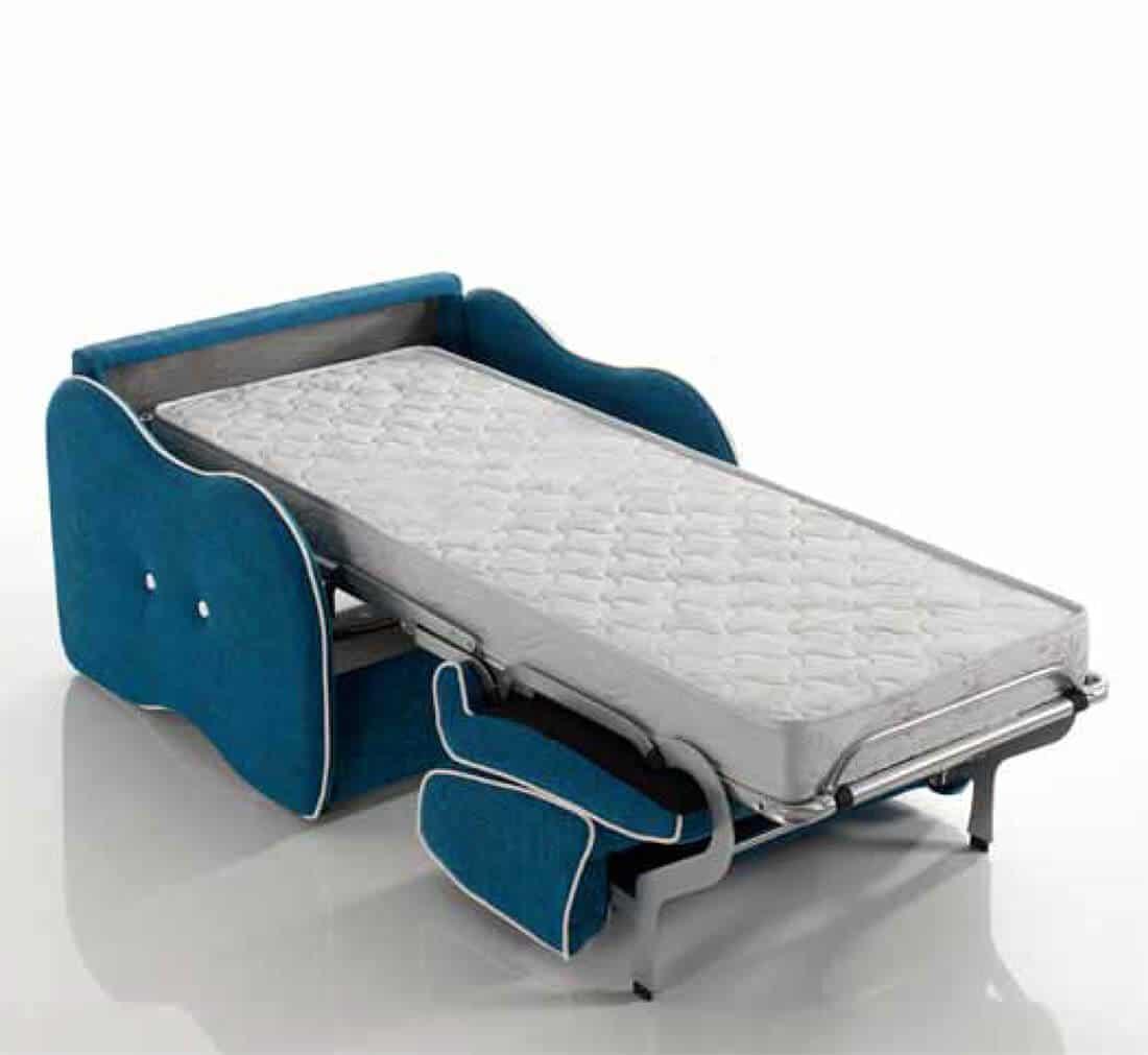 Poltrona letto modello luana divani letto - Poltrona letto prezzo ...