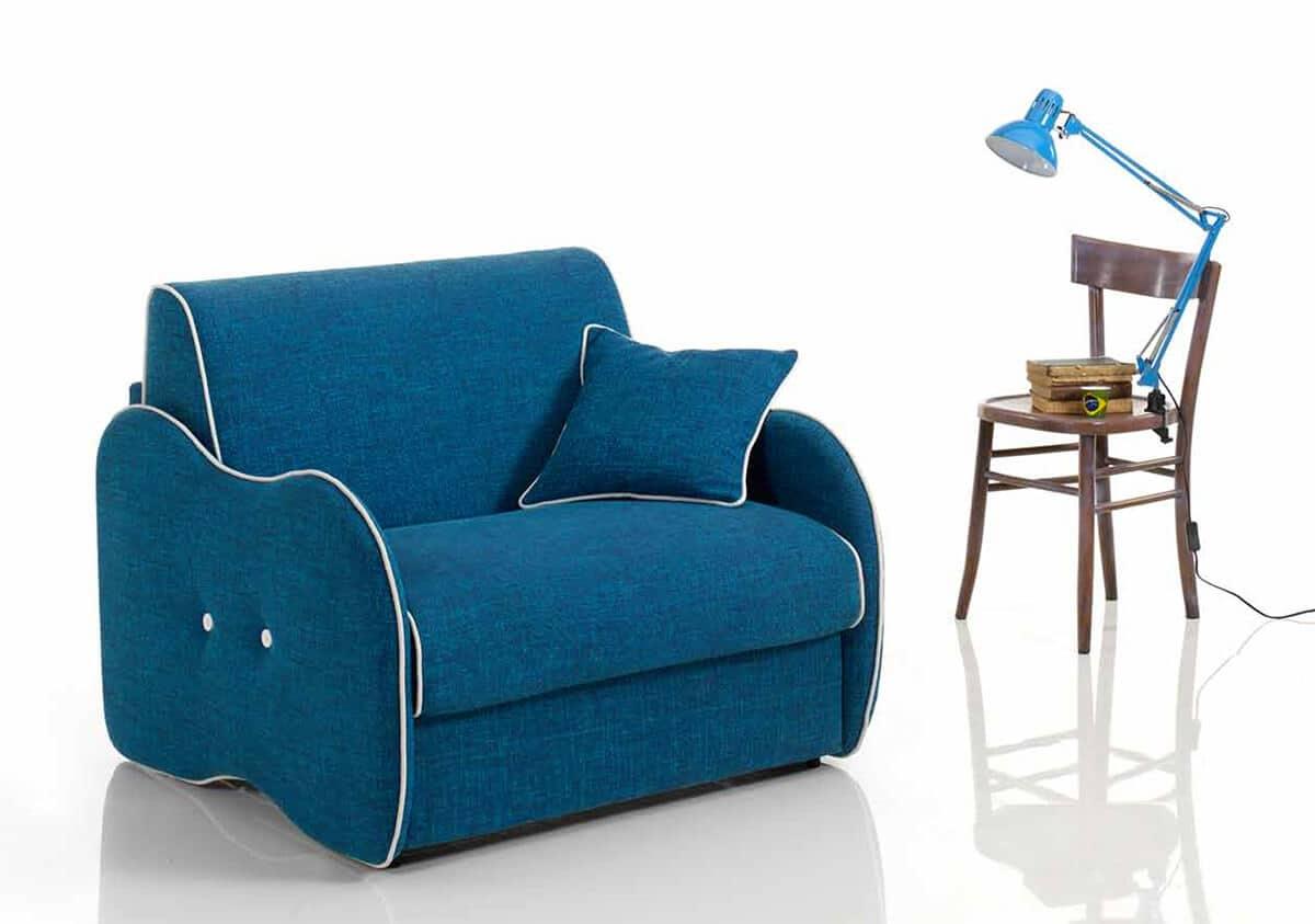 Poltrona letto modello luana divani letto - Poltrone e sofa poltrona letto ...