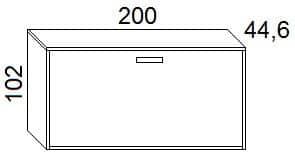 letto-a-scomparsa-singolo-estraibile-a-ribalta-modello-Mai Mansi-foto-letto