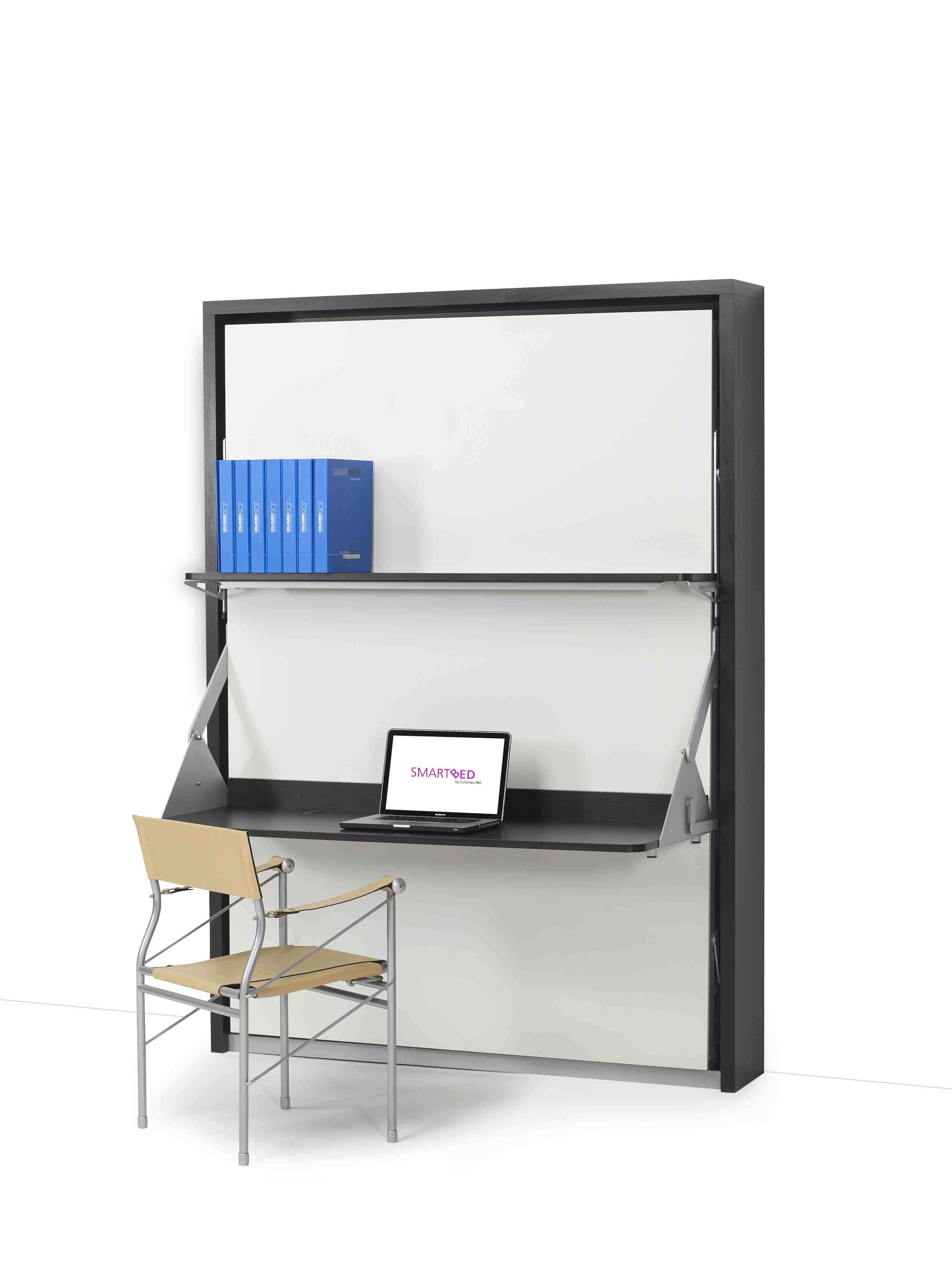 letto a scomparsa con scrivania modello hermione facebook letti a scomparsa letti a scomparsa. Black Bedroom Furniture Sets. Home Design Ideas