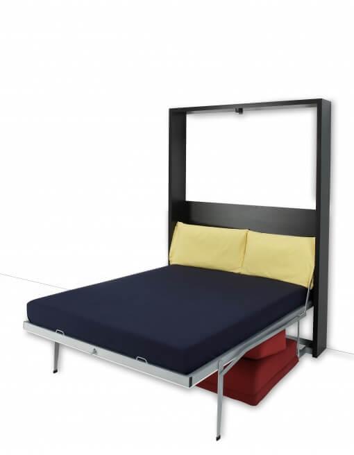 Un letto a scomparsa matrimoniale anche per aumentare il valore della tua casa di villeggiatura