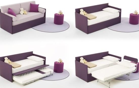 Divano letto letto con contenitore divano doppio letto singolo voglio tutto - Divano letto singolo con contenitore ...