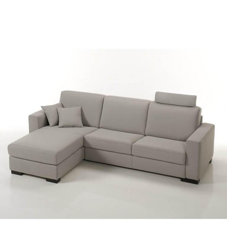 Divano letto modello attico zona giorno divani e poltrone - Divano letto a l ...