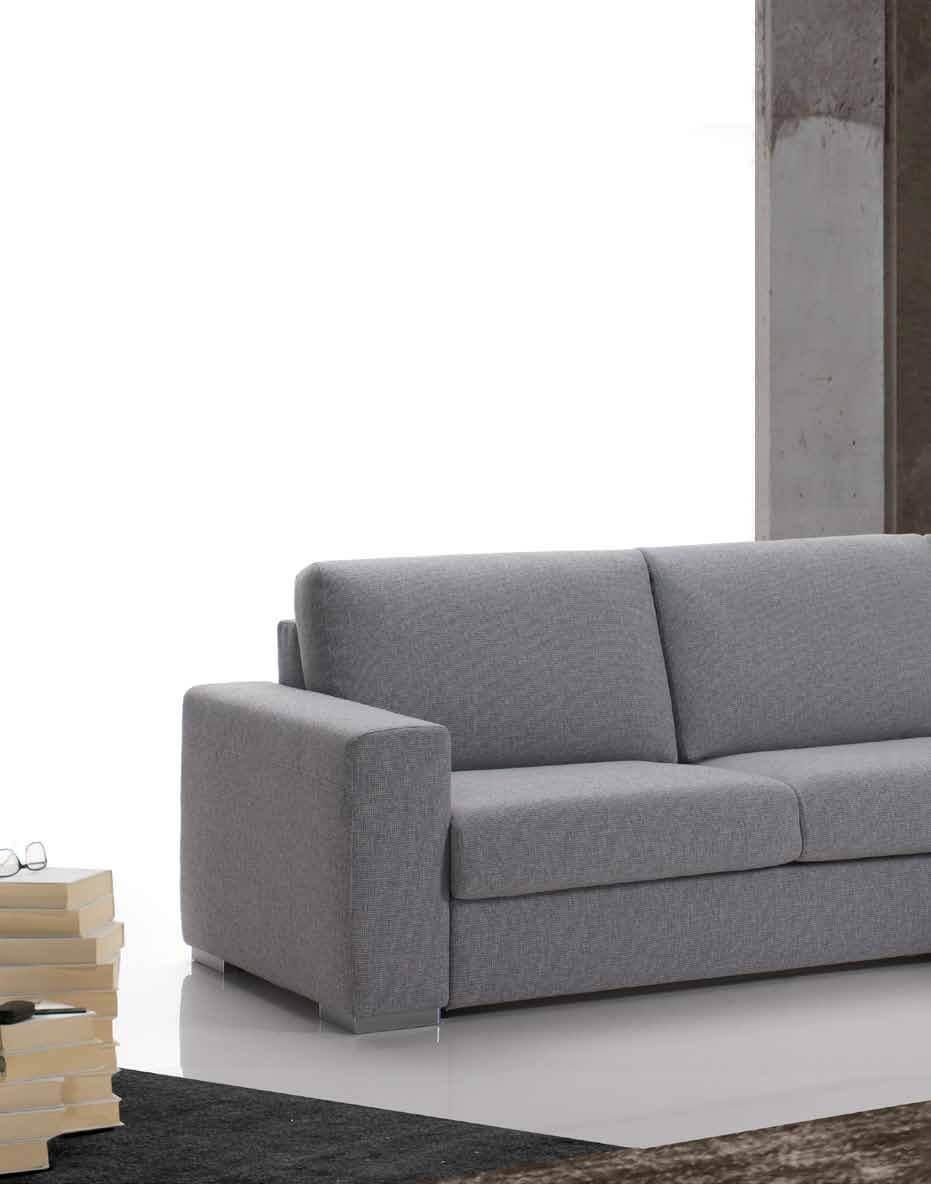 Divano letto modello pavone lampolet divani letto con - Divano letto con cassettone ...