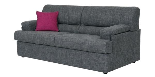 Divano letto modello gondola divani letto con materasso - Divano profondita 70 ...