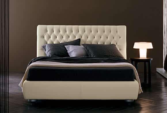 Letto modello wagner arredamento zona notte letti letti for Letto 120x190 ikea