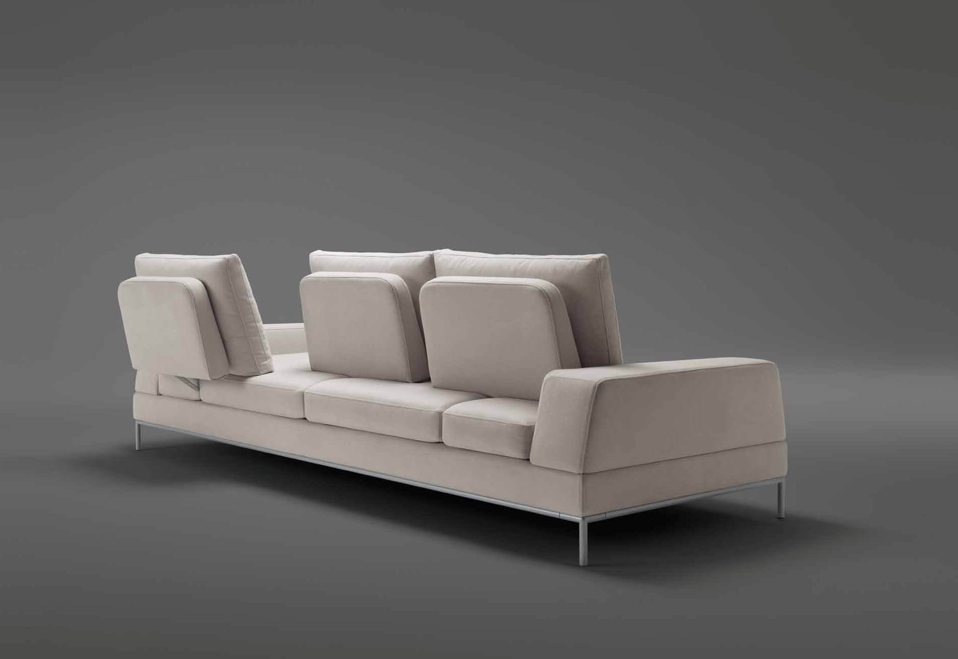 Mobile dietro divano il miglior design di ispirazione e - Il miglior divano letto ...