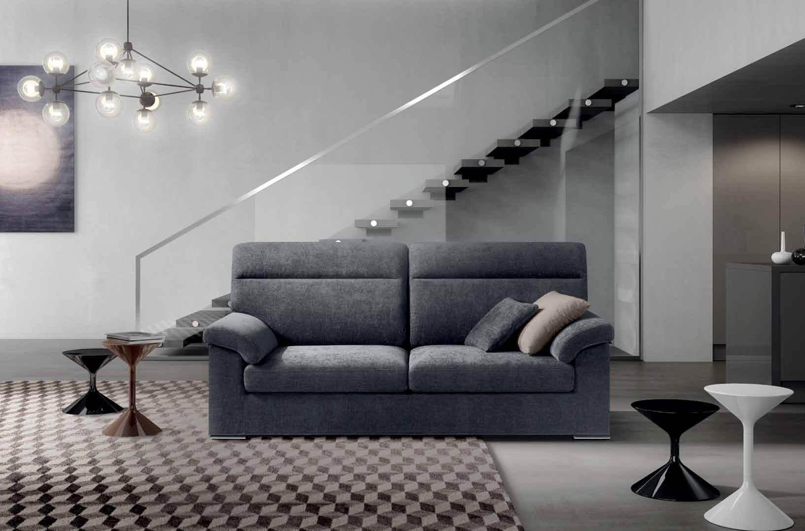 Divano modello teddy arredamento zona giorno divani e poltrone divani e poltrone relax con - Schienale divano ...