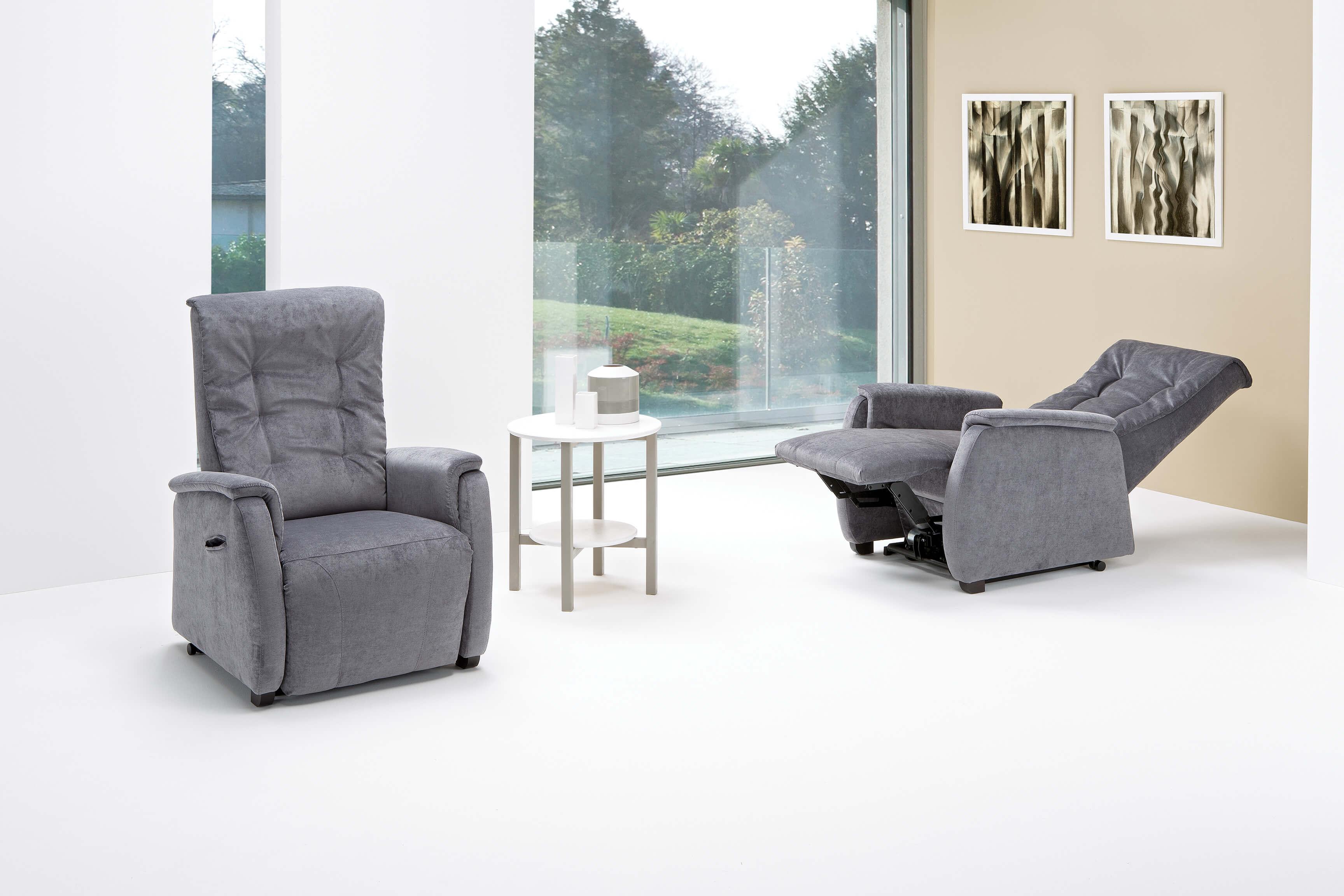 Poltrona relax modello marsiglia poltrone relax for Divani e divani poltrone relax prezzi