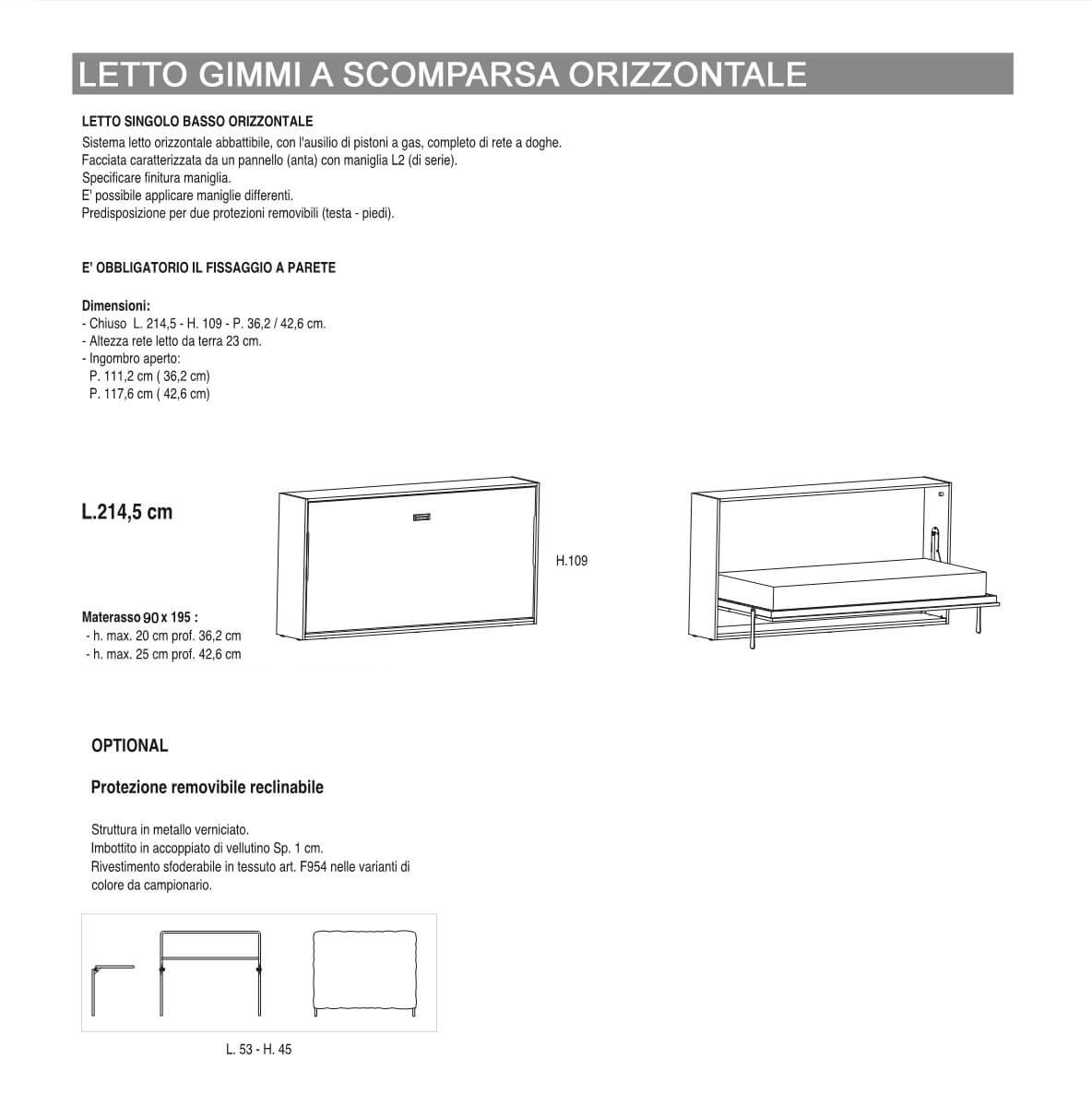 Emejing Dimensione Letto Singolo Images - Flowersplace.us ...