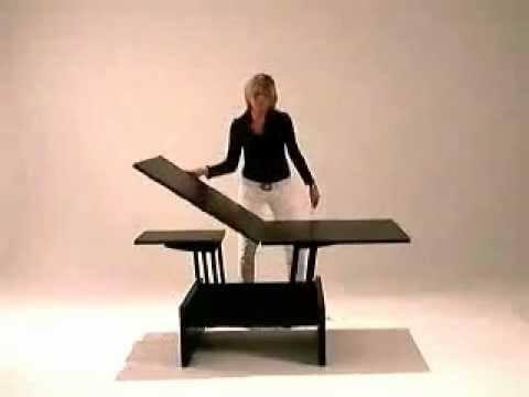 , Tavolo Trasformabile Modello Sally