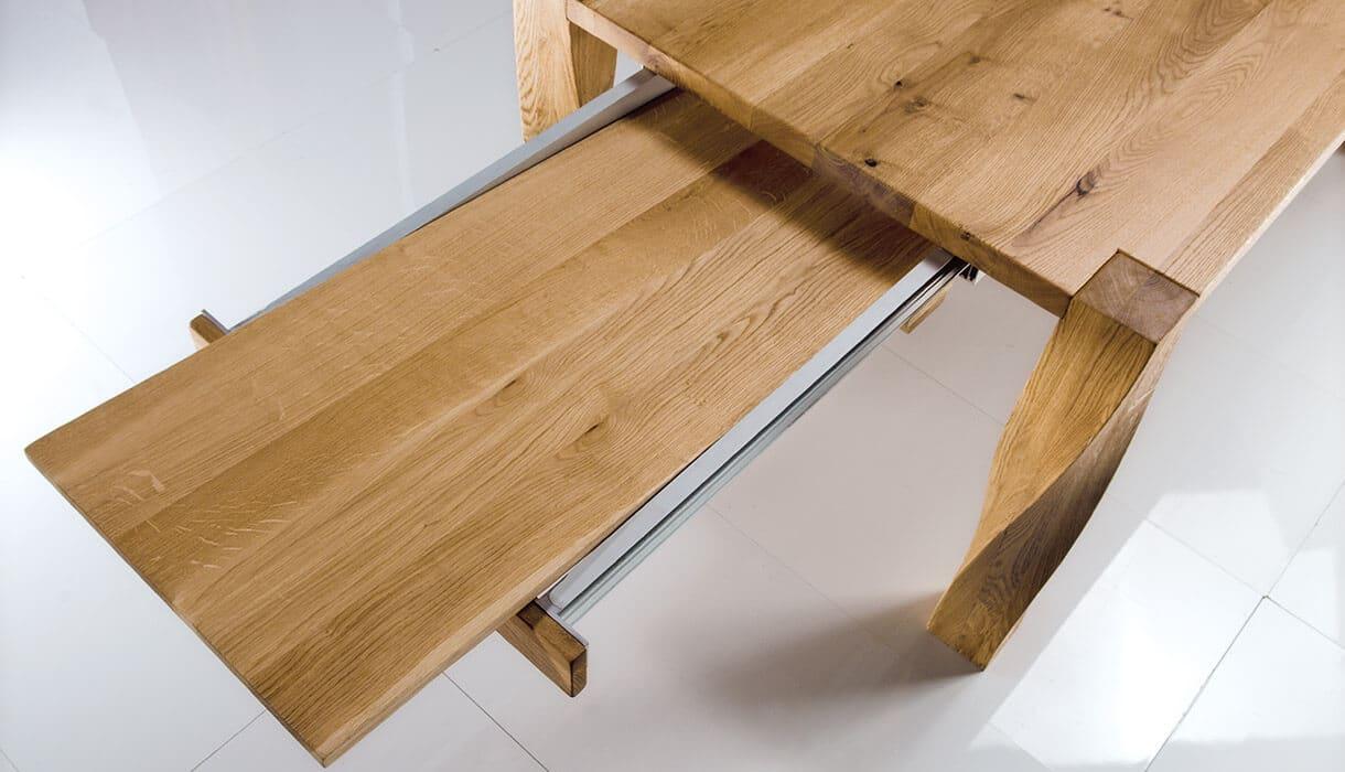 Tavolo in massello composizione greta complementi e - Tavolo massello ...