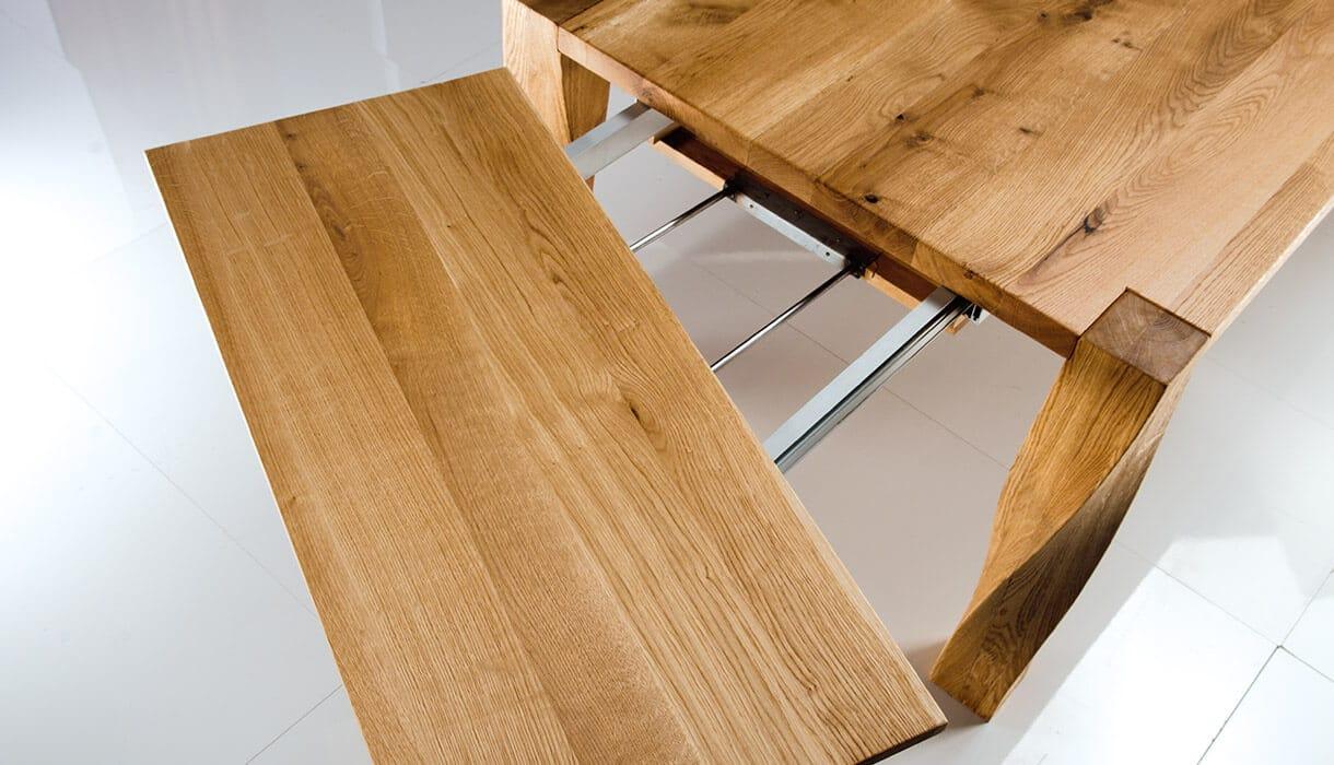 Tavolo in massello composizione barbara complementi e for Tavolo massello
