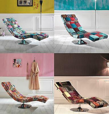 Chaise Longue Modello Abey