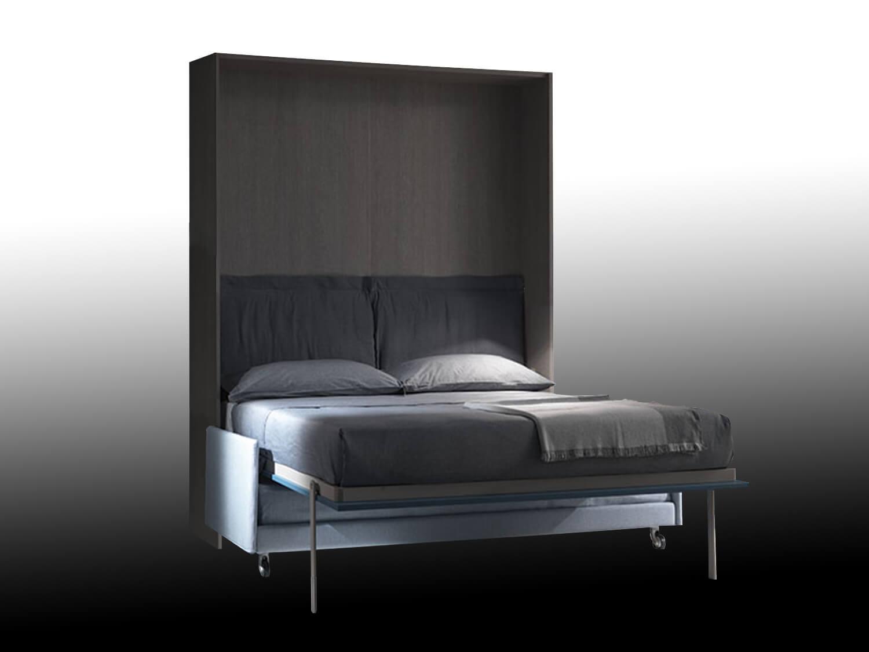 Beautiful letto a scomparsa con divano photos - Letto a divano ...