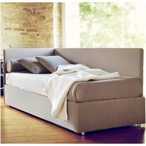 Letto con secondo letto o contenitore modello giove divani letto con materasso alto arredamento - Divani letto con materasso alto ...