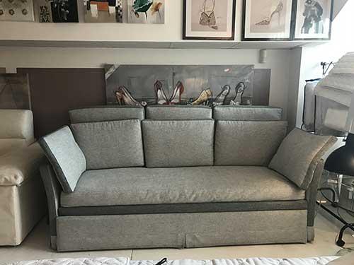 Gioia divano letto doppio letto arredamento in svendita for Divano letto doppio