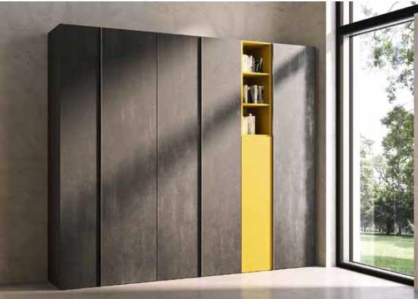 Armadio modello mitiu mobili da soggiorno arredamento - Armadio da soggiorno ...