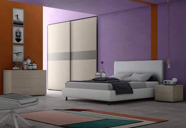 Camera da letto completa in promozione mod olanda offerte - Offerte mobili camera da letto ...
