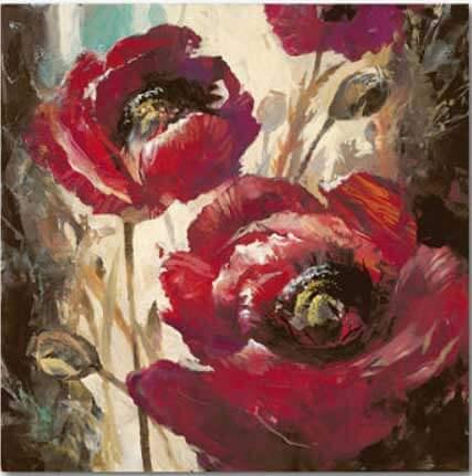 , Quadro Modello Tulipano