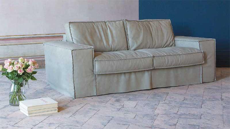 Divano letto o fisso modello sonny arredamento zona giorno divani letto divani fissi - Trasformare un divano fisso in divano letto ...