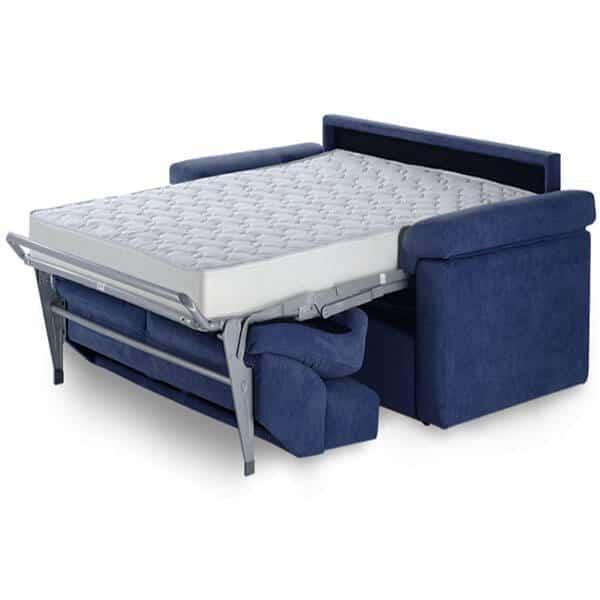 Divano letto con materasso alto modello lider arredamento zona giorno divani e poltrone - Divani letto con materasso alto ...