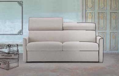 divano letto o fisso modello gioia slim divani letto con materasso