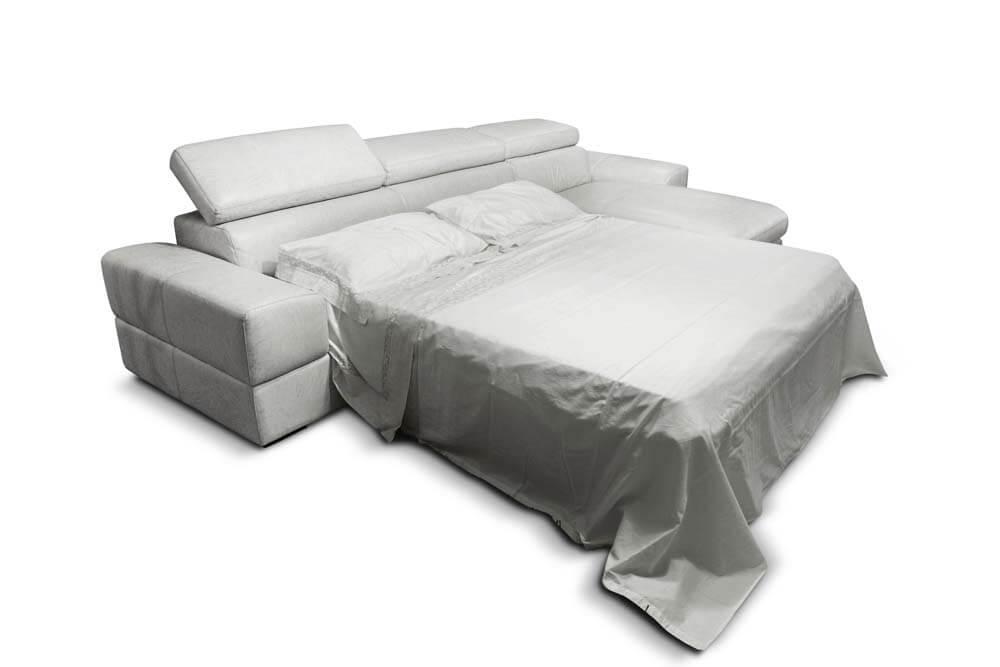 Divano fisso o letto modello lisa arredamento zona giorno divani e poltrone - Trasformare un divano fisso in divano letto ...