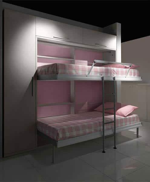 composizione-modello-princess-doppio-singolo-letto-a-scomparsa-movimento-orizzontale-doppio-singolo-foto-entrambi-2-letti-aperti-con-scala-fissata