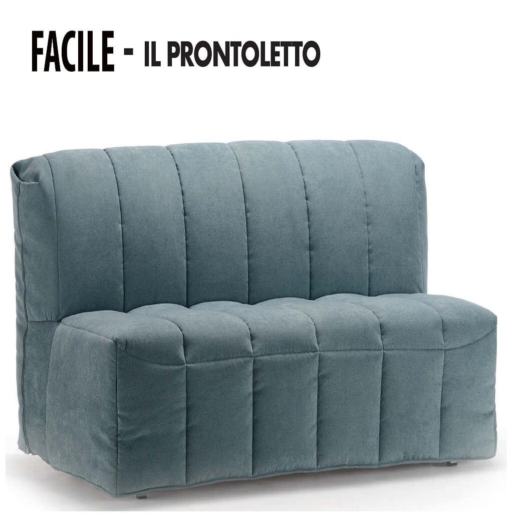 Divano Letto Facile SVUOTA TUTTO Arredamento in svendita, Divani In ...