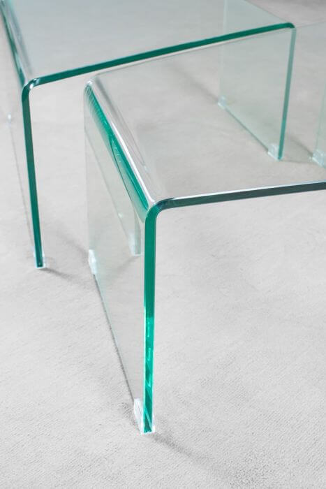 , Coffee Table in Offerta: tavolini da salotto in vetro temperato scontati