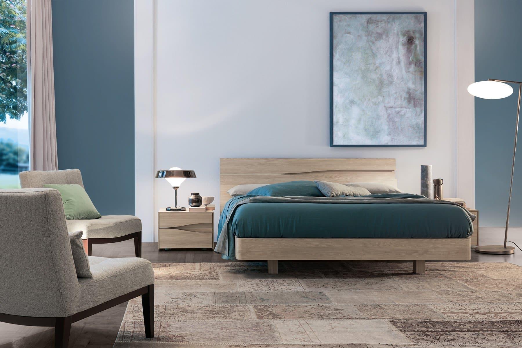 Camera da letto con armadio scorrevole Modello ...