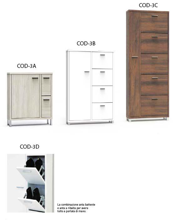 Scarpiere-artigianiali-Cologno-serie-3-modelli