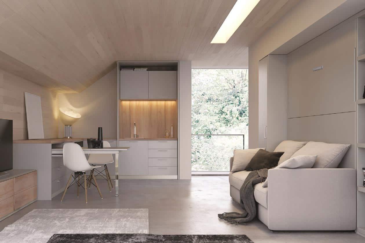 cucina mini-monoblocco-125-cm-a-scomparsa-salvaspazio-modello-parioli
