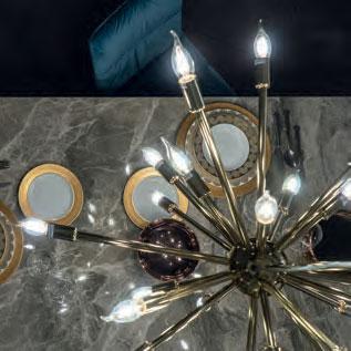 Lampadario Camera Da Letto Modello Star
