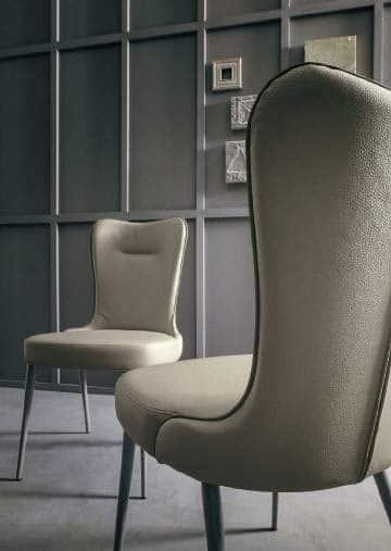 Sedia-Design-Modello-Topolino-Fronte-e-Retro-Grigio- salvaspazio