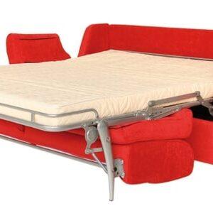 Divano letto modello luna zona giorno divani e poltrone - Divano letto aperto ...