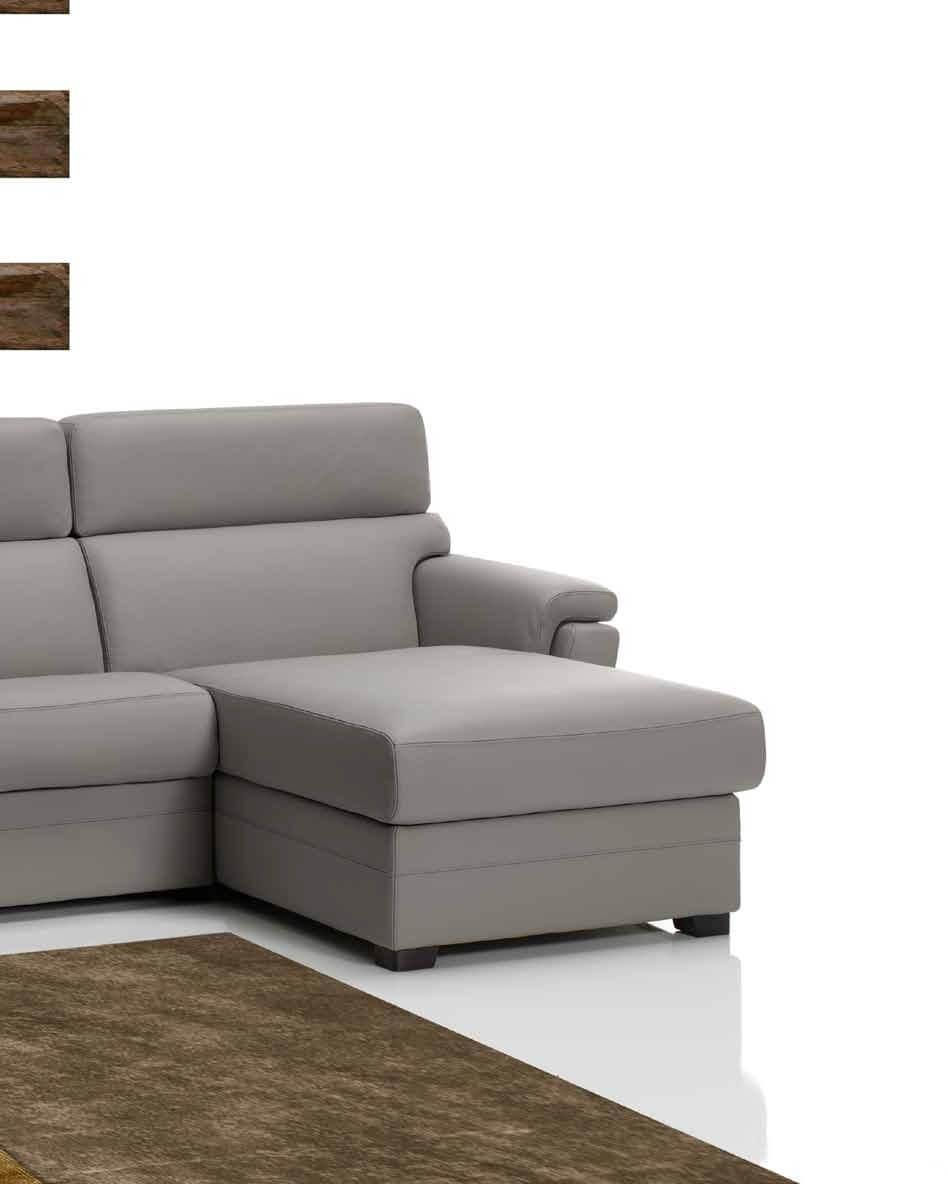 Divano letto modello collina arredamento zona giorno - Letto a divano ...
