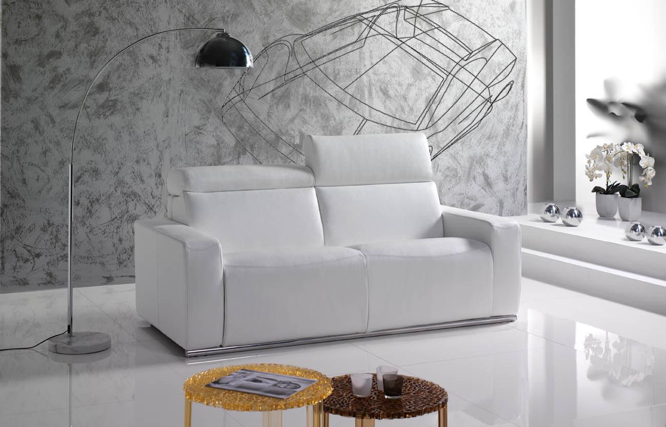 Divano letto modello siberia arredamento zona giorno divani e poltrone divani letto - Meccanismo divano letto ...