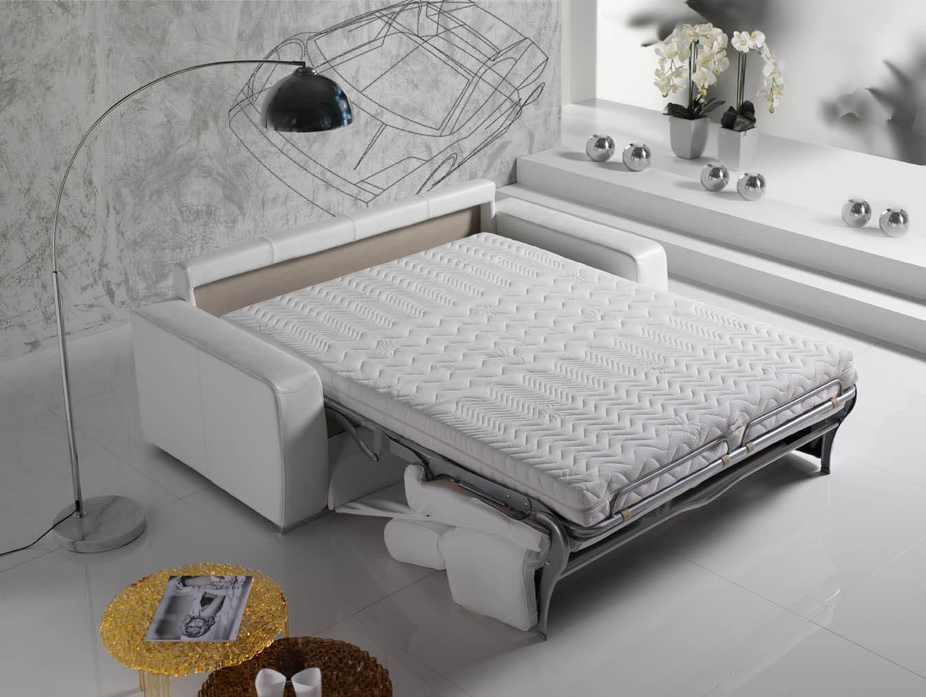 Divano letto modello siberia arredamento zona giorno - Divano letto 2 metri ...